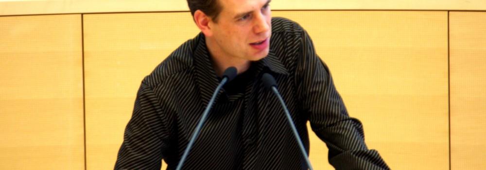 MdL Dr. Patrick Breyer