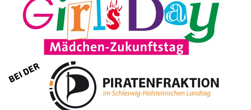Girls' Day bei den PIRATEN: Landeshaus-Korrespondentin für einen Tag!