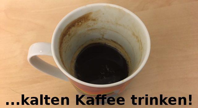 Noch so 'ne Tasse Kalter Kaffee - Leichte Sprache kommt nicht voran